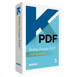 Kofax Power PDF Advanced 3