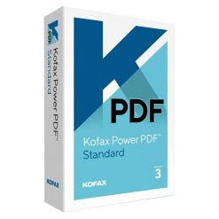 Kofax Power PDF Standard 3